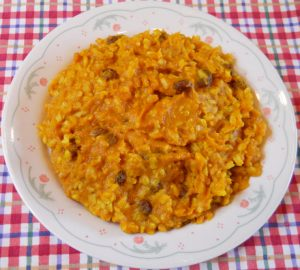 Butternut Squash Basmati Rice Curry