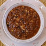 Chili (spicy quick method)