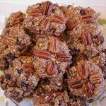 Plantain Coconut Raisin Oatmeal Pecan Spice Cookies