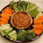 White Bean Maple Chipotle Dip and Topping