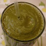 Broccoli Collard Greens Spinach Tomatoes Green Smoothie