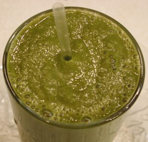 Collard Greens Kale Green Smoothie