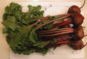 Beets and Beet Greens