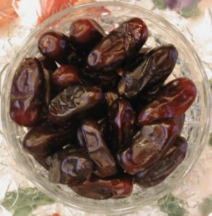 Dates, Black Fingerling