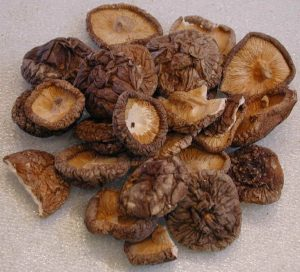 Dry Shiitake Mushrooms