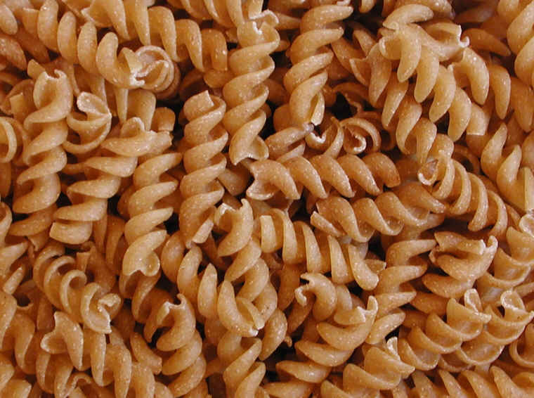 Pasta, Rotini, Whole Wheat