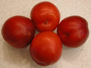 Plums, Red