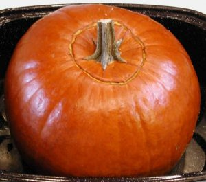 Stuffed Pumpkin - 07