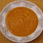 Butternut Squash Curry Soup