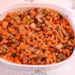 Greek Style Vegetable Rice Stuffing (Quick Method)