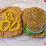 Chick Pea Burger