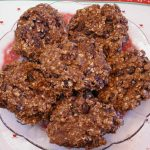 Banana Raisin Oatmeal Spice Cookies