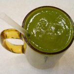 Apples Bananas Collard Greens Smoothie