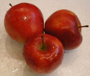 Apples, Red Delicious