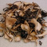 Mushrooms, Stir-Fry Mix, Dry