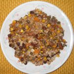 Spiced Plantain Brown Rice Vegetables