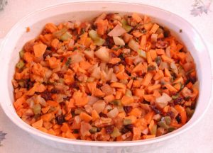 Vegetable Rice Stuffing (Greek Style)