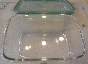 Bread Pan (Glass)